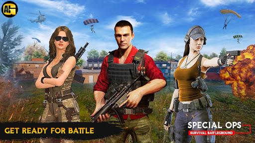 Special Ops FPS Survival Battleground Free-fire 1.0.10 Screenshots 1