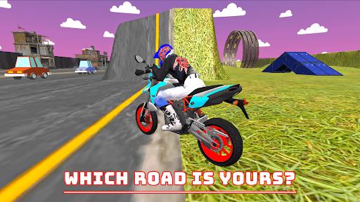 Motorcycle Infinity Racing Simulation 2.2 screenshots 12