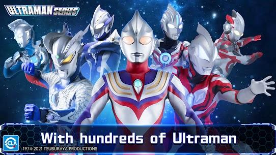 Ultraman: Legend of Heroes APK MOD UNLIMITED MONEY ***NEW 2021*** 1