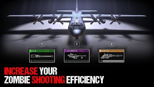 Zombie Gunship Survival - Action Shooter 1.6.38 (Mod Ammo)