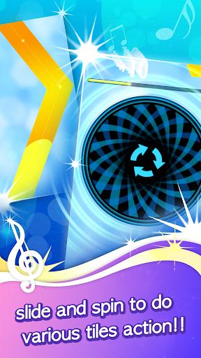 tunes piano - midi play rhythm game screenshot 2