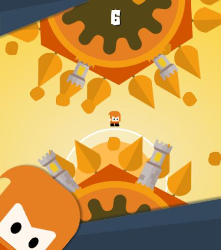 my hero colorful: arcade game screenshot 2