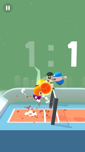 Volley Beans 32 screenshots 4