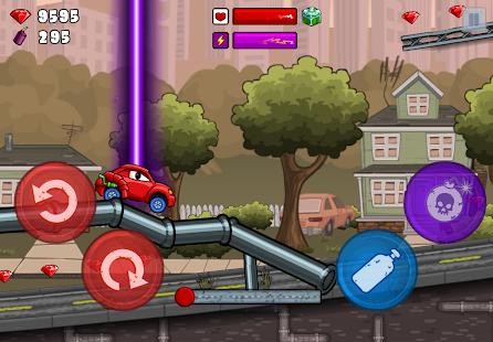 Car Eats Car 2 - Racing Game 2.0 Screenshots 6