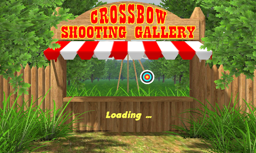 crossbow shooting gallery. shooting simulator screenshot 1
