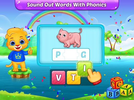 ABC Spelling - Spell & Phonics 1.3.4 screenshots 9