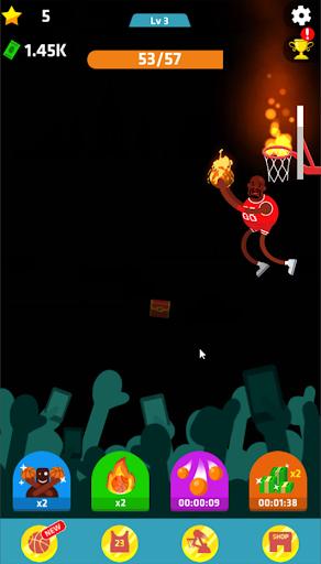idle dunk masters screenshot 3