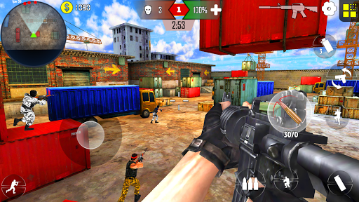 Pixel Gun Strike: CS Shooting Wars 8.4 screenshots 4