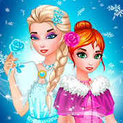 Icy Dress Up - Girls Games