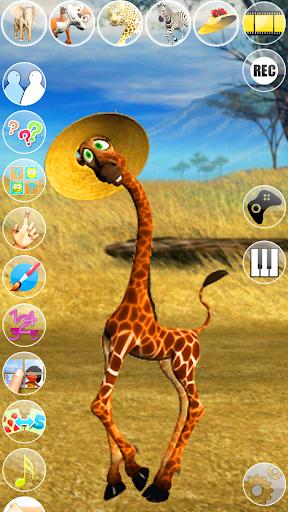 Talking George The Giraffe 16 screenshots 12