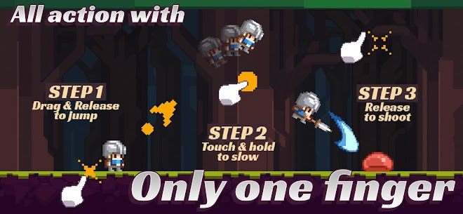 Jumping Shot – Jump Knight MOD (Unlimited Money) 2