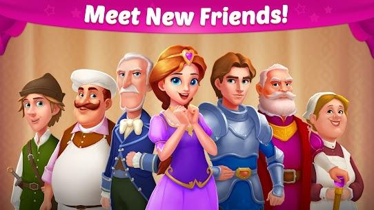 Castle Story: Puzzle & Choice MOD APK 1.40.5 (Unlimited Money, Life) 5