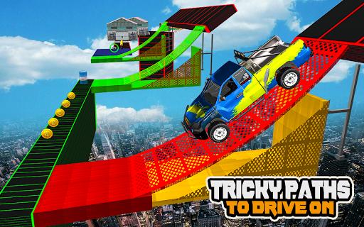 Mega Car Ramp Impossible Stunt Game  Screenshots 4