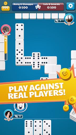 Dominoes Battle: Classic Dominos Online Free Game  screenshots 2