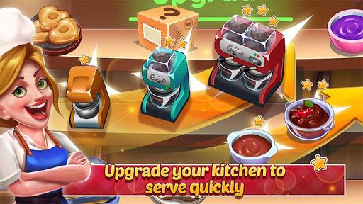 Kitchen Madness - Restaurant Chef Cooking Game Apkfinish screenshots 12