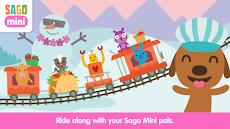 Sago Mini Train Adventureのおすすめ画像5