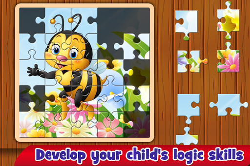 Fun Kids Jigsaw Puzzles for Toddlers apkdebit screenshots 16