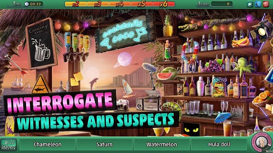 Criminal Case: Pacific Bay Mod Android 4