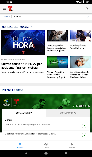 Telemundo Puerto Rico 6.14 Screenshots 16