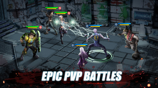 Last Hero: Zombie State Survival Game android2mod screenshots 5