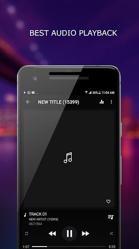 MP3 Player 3.7.0 Screenshots 1