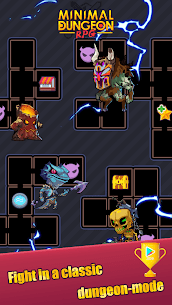 Minimal Dungeon RPG Rol Yapma Oyunu Full Apk İndir 3