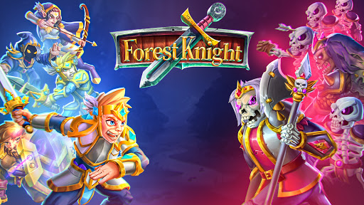 Forest Knight - Fantasy Turn Based Strategy Screenshots 1