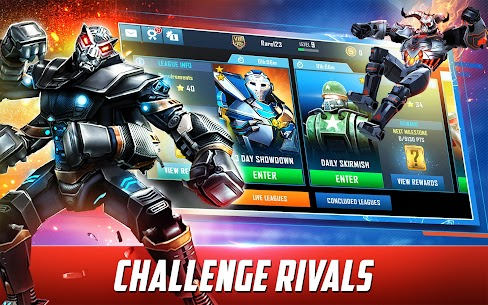 Real Steel World Robot Boxing MOD APK 59.59.116 (Unlimited money) 12