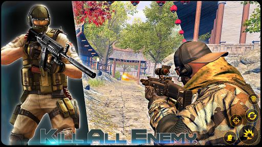 Modern FPS Battleground 3D  Screenshot 2