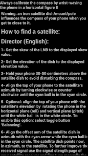 Descargar Satellite Director Para PC ✔️ (Windows 10/8/7 o Mac) 3
