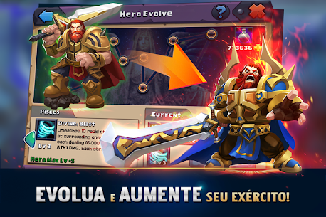 Clash of Lords 2  A Batalha Apk Download NEW 2021 5
