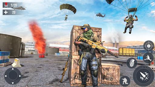 Modern Commando Shooting 3D : Free Shooting Games 1.0 screenshots 2