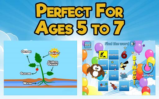 First Grade Learning Games 5.2 screenshots 3