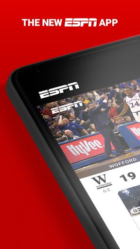 ESPN android2mod screenshots 1