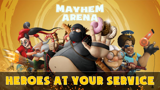 Mayhem Arena | Mass Idle Auto Battler RPG 1.7.0 screenshots 1