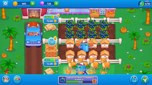 Mega Farm u2014 Idle Tycoon Clicker & Merge Simulator  screenshots 8