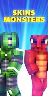 MinecraftPEのスキン