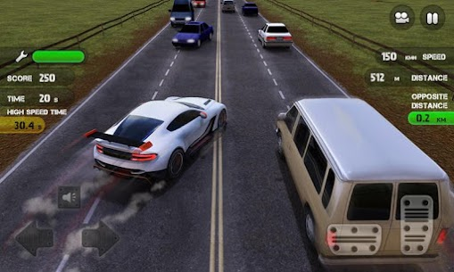 Race the Traffic  For Pc – Run on Your Windows Computer and Mac. 1