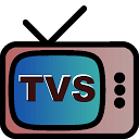TVS player (w chromecast): organized IPTV player