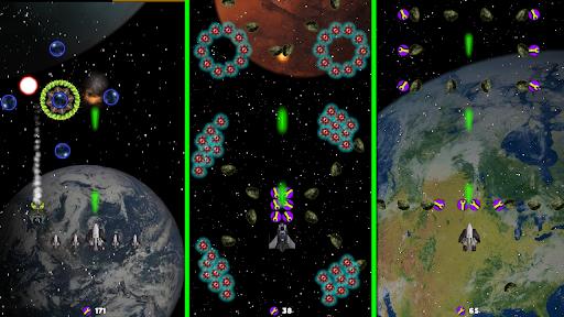 spaceship war game 2 apkdebit screenshots 7