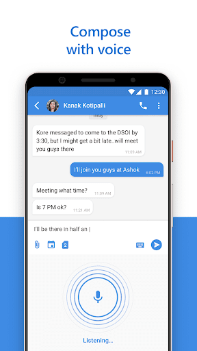 SMS Organizer 1.1.175 Screenshots 6