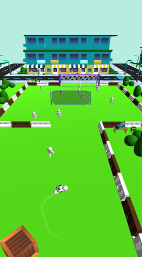 Crazy Soccer Kick 3D:Fun Soccer Strike Game.  apktcs 1