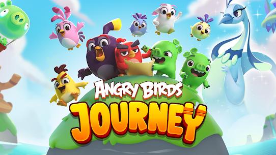 Angry Birds Journey Mod Apk 1.8.0 (Endless Lives) 6