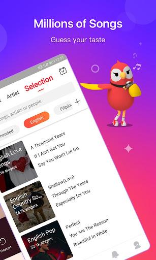 WeSing - Sing Karaoke & Free Videoke Recorder 5.25.5.513 screenshots 2