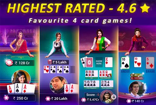 Teen Patti Gold u2013 Indian Family Card Game 5.61 screenshots 3