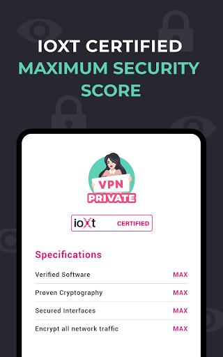 VPN Private 1.6.12 Screenshots 6