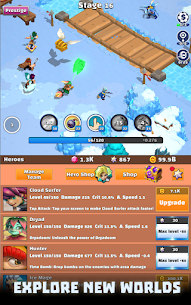 AFK Quest Mod Apk: Idle Epic RPG (One Hit Kill) 7
