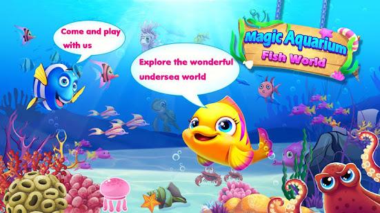 magic aquarium - fish world hack