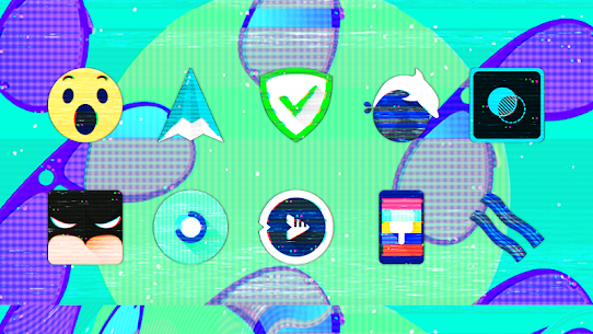 Glitch Icon Pack v10.2 [Patched] 2