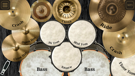 Drum kit (Drums) free 2.1 APK screenshots 6